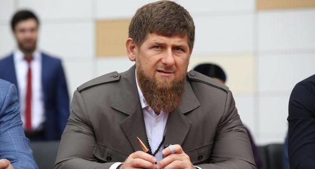 Кадыров обратился к Зеленскому: «Я думал, что вы мудрый политик, а вы позарились на чужое»