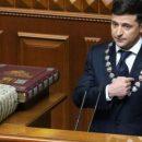 Политолог: Огромное преимущество Зеленского в том, что он все время доминирует