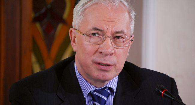 Азаров о миссии МВФ в Украине: «Положительного решения не будет»