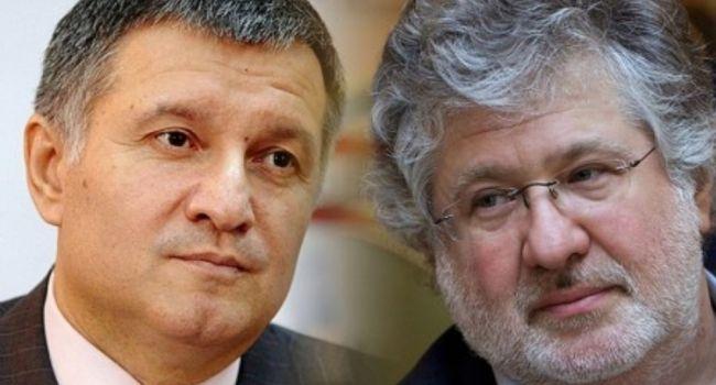 «Встреча друзей»: подробности встречи Коломойского и Авакова