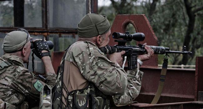 Бойцы ВСУ отправили российский «квартет» в «бригаду-200»