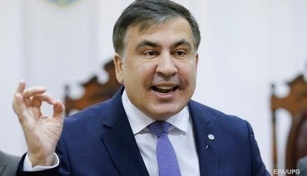 Саакашвили точно не попадет в список партии «Слуга народа» - Разумков