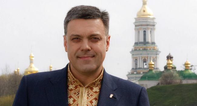 Олег Тягнибок допускает объединение свободы с другими политическими силами