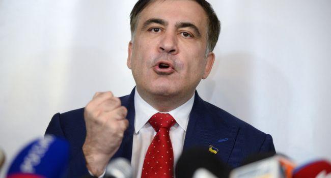 Журналист рассказал, зачем на самом деле вернули Саакашвили