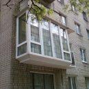 Расширение балконов, увеличение пространства