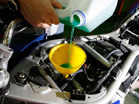 Выбор подходящей охлаждающей жидкости для вашего автомобиля