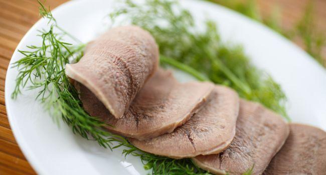 О пользе употребления блюд из говяжьего языка