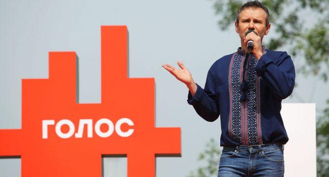 Вакарчук не перестаёт верить в свой успех на парламентских выборах