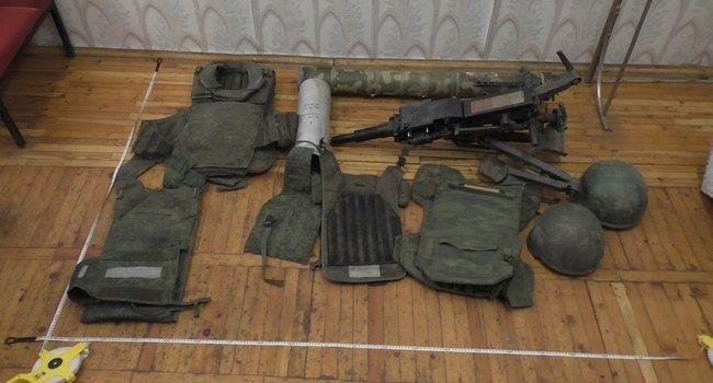 Неопровержимые доказательства: на Донбассе обнаружено вооружение ВС РФ