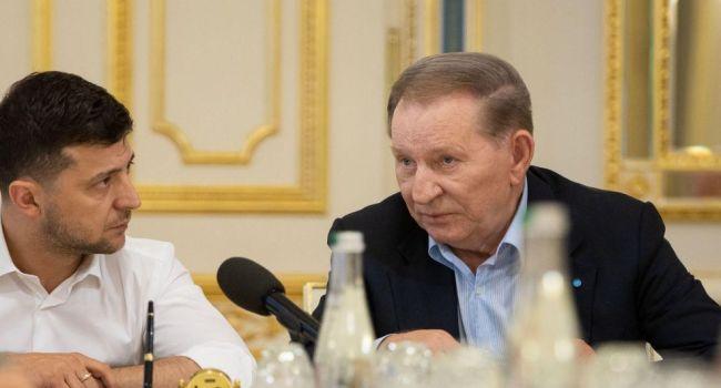 Богданов: без согласия первого лица Кучма и не подумал бы заявить о прекращении огня со стороны Украины