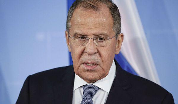 «Они будут душить русских»: Лавров публично пригрозил Украине
