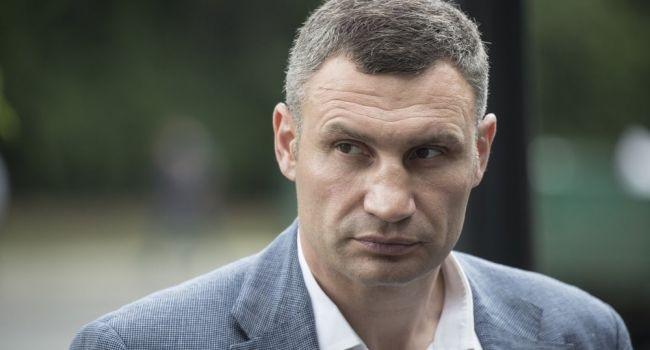 «Без эмоций»: Кличко прокомментировал отказ Саакашвили идти на выборы с УДАРом