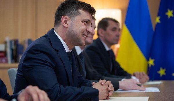 Мендель прокомментировала слова Зеленского о потере Россией контроля на Донбассе