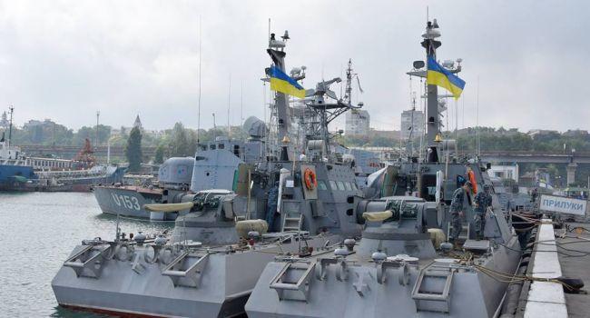 «Мало военнопленных моряков?»: ВМС ВСУ продолжат проходы в Керченском проливе — Хомчак