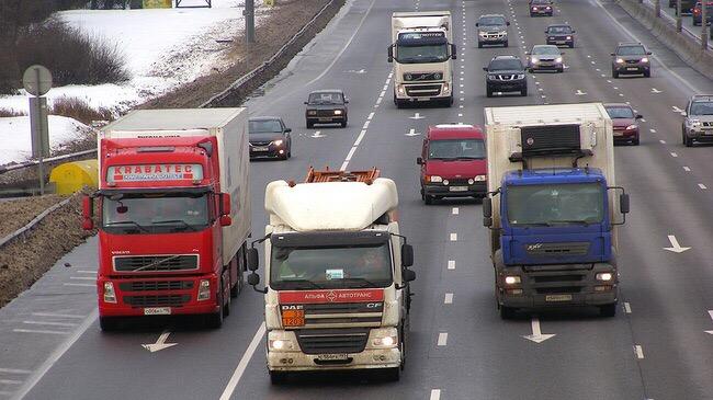 Официальный пропуск в центр Москвы для грузового транспорта