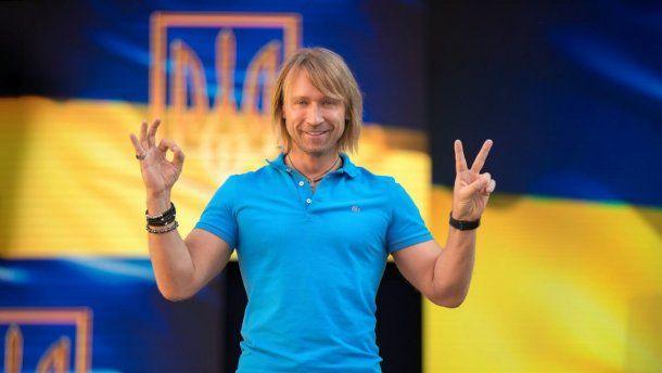 «Юный орел»: украинцы отреагировали на заявление Олега Винника идти в парламент