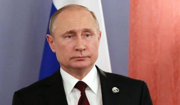 «Не вмешивались и не собираемся»: Путин цинично обвинил Запад из-за Украины