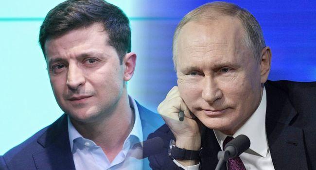 Путин назвал, что нужно для встречи с Зеленским