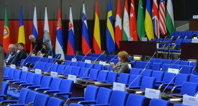 Комитет ПА ОБСЕ – России: уберите войска с Украины, и верните Крым