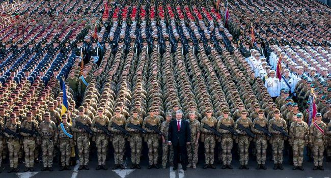«Параду быть»: генерал ВСУ публично выступил против Зеленского и анонсировал парад ко Дню независимости