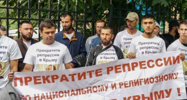 Массовые задержания крымских татар в Москве: МИД Украины прокомментировало ситуацию