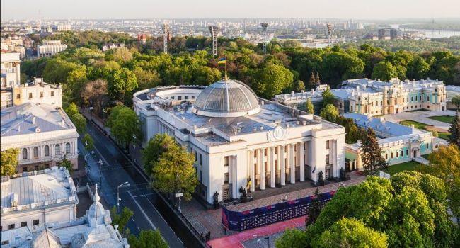 Общество должно не пустить в парламент людей, которые вредят стране и украинскому народу - мнение