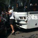 Пятигорец: кортеж, подрезавший автобусы с детьми, это не кортеж президента, а группа автолюбителей с удостоверениями УГО