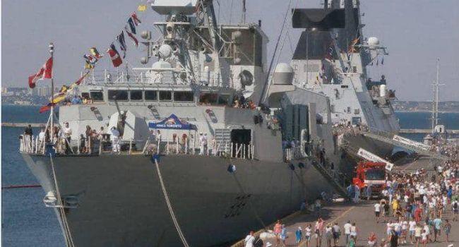 Россия включила в пропаганду угрозы разбомбить «Очаков» из-за сотрудничества Украины с НАТО