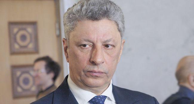 Бойко считает, что рейдерство в Украине - это позор уходящей власти