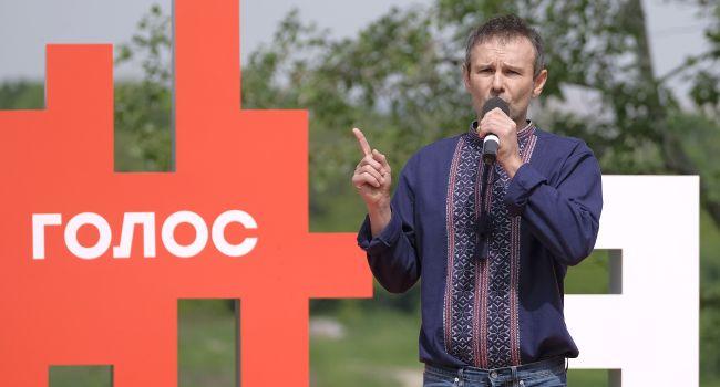 Вакарчук заявил, что партия «Голос» пришла в украинскую политику всерьез и надолго