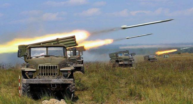 22 РСЗО БМ-21 «Град»: в СММ ОБСЕ рассказали о нарушениях «ЛДНР» на Донбассе