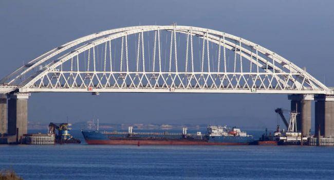 Кремль отказался от танкера Neyma, задержанного в Украине