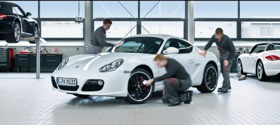 «Порше Центр Приморский» - официальный дилер Porsche в Санкт-Петербурге