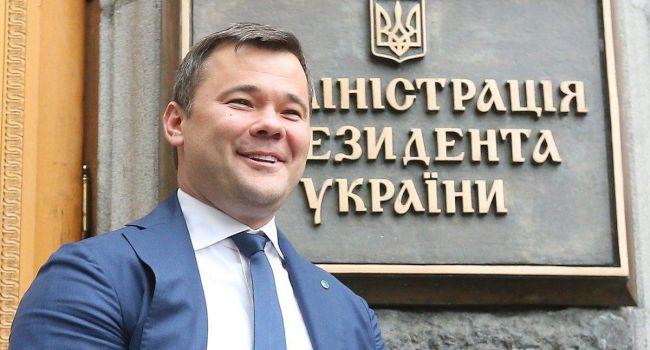 СМИ: Андрей Богдан уходит в отставку – заявление уже у президента