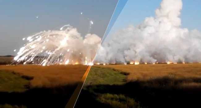 В России на воздух взлетела военная часть с ядерными ракетами, уровень радиации зашкаливает