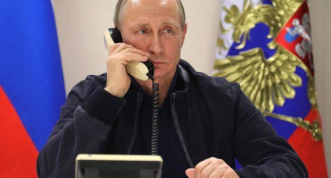 После звонка Зеленского Путину стало понятно, почему последний не брал трубки от Порошенко, – блогер