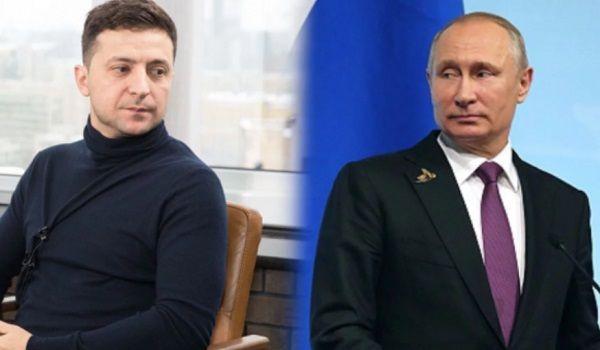СМИ: Венедиктов привез Зеленскому секретное послание от Путина