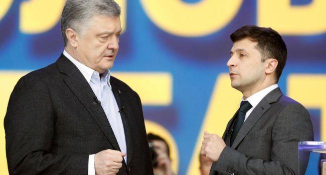 Если Зеленский окажется эффективным реформатором, то заслуги Порошенко померкнут - Казарин