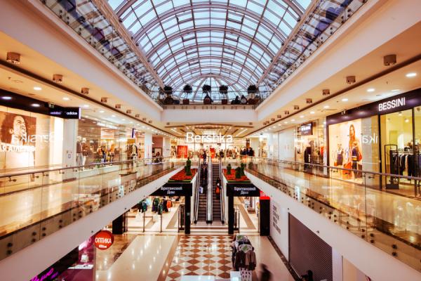 Аренда коммерческой недвижимости в торговых центрах