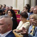 Черновил: теперь должны в 10 раз больше демонстрировать уважения Порошенко, его небольшой депутатской команде