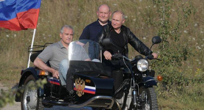 Журналист: вчера действующая власть признала, что аннексированный в Украине Крым – российский