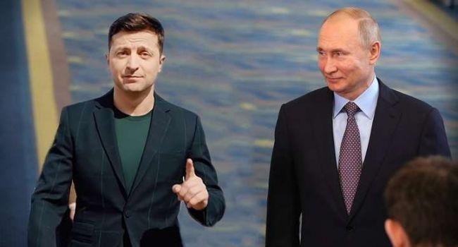 «Уже очень скоро»: Стало известно о дате встречи Путина и Зеленского