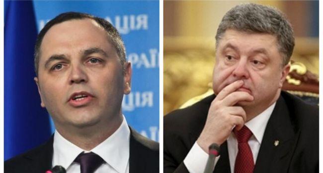 Правоохранители проводят обыски в банке, в котором Порошенко снял 340 килограмм наличных долларов - Портнов