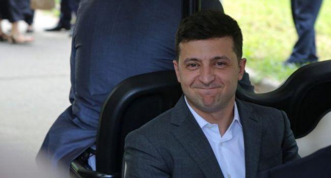 Медушевская: Зеленский стал президентом, но остался частным лицом, к нему нет претензий, он честно предупредил всех об этом