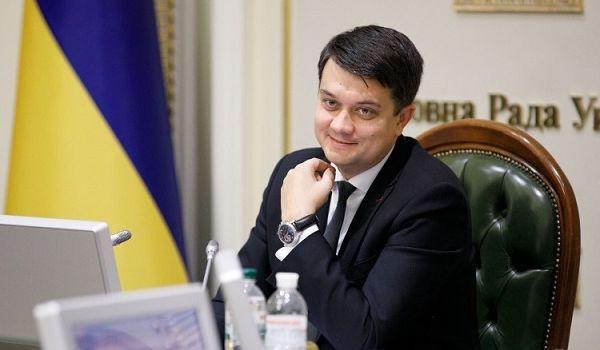 Станет заменой Разумкова: СМИ назвали возможного нового главу «Слуги народа»