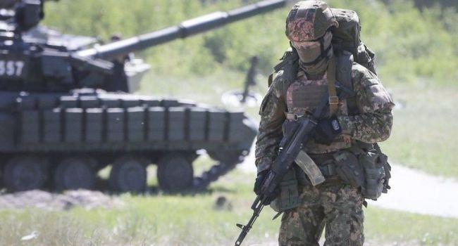 «Формула Штайнмайера»: Если РФ не выполнит условия, никакого разведения войск на Донбассе не будет - Минобороны