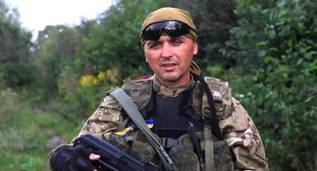 Экс-командир роты батальона «Айдар»: если ВСУ все-таки отведут, то мы, добровольцы, зайдем на эти позиции!