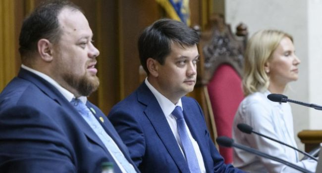 Костюк: украинцы любой ценой должны не допустить принятия «формулы Штайнмайера» Верховной Радой