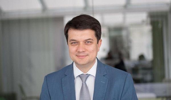 Сегодня спикер Рады Разумков отмечает 36-й день рождения