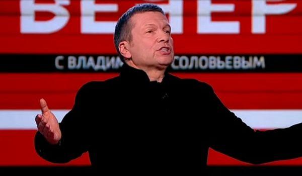 «Отдадут границу по Львовской губернии»: Соловьев выдал подлый план Кремля по Донбассу